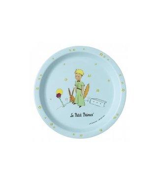 Petit Jour Petit Jour Little Prince Blue Serie Baby Plate 18 cm