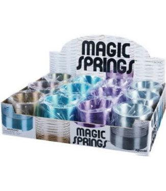 HCM Magic Spring Metalen Trapveer 6+