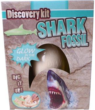Glow in the Dark Shark Uithak-ei 3+