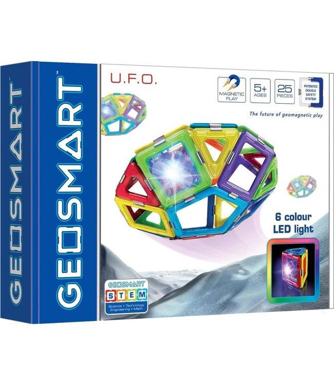 GeoSmart Solar UFO 25 pcs 5+