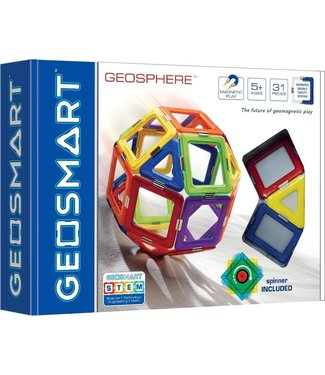 GeoSmart GeoSmart GeoSphere - 31 pcs 5+