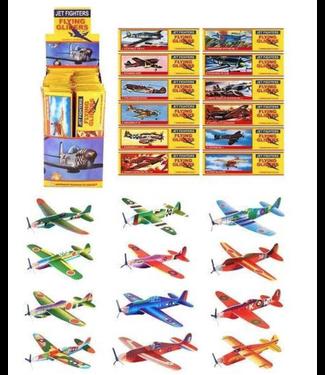 Foam Zweefvliegtuigje Flying Glider 6+