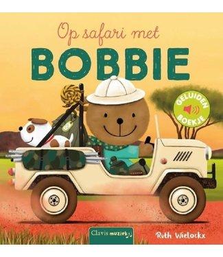 Clavis Clavis Geluidenboekje Op Safari met Bobbie 2+