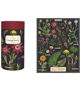 Cavallini Cavallini Vintage Puzzle Herbarium 1000 stukjes