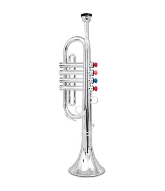 Bontempi | Trompet | 4 Tonen | 41,5 cm | 3+