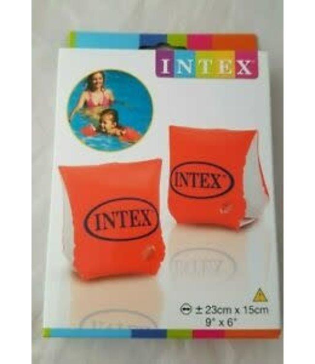 Intex   Zwemarmbandjes   Oranje   23 x 15 cm   3 - 6 jaar