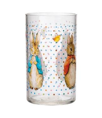 Petit Jour Petit Jour Doorzichtig Glas Tritan Peter Rabbit Stippen Serie
