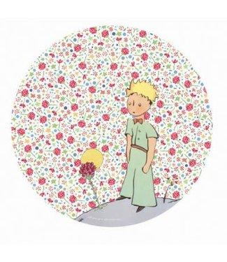 Petit Jour Petit Jour Bord 20 cm Petit Prince Roze Bloemen