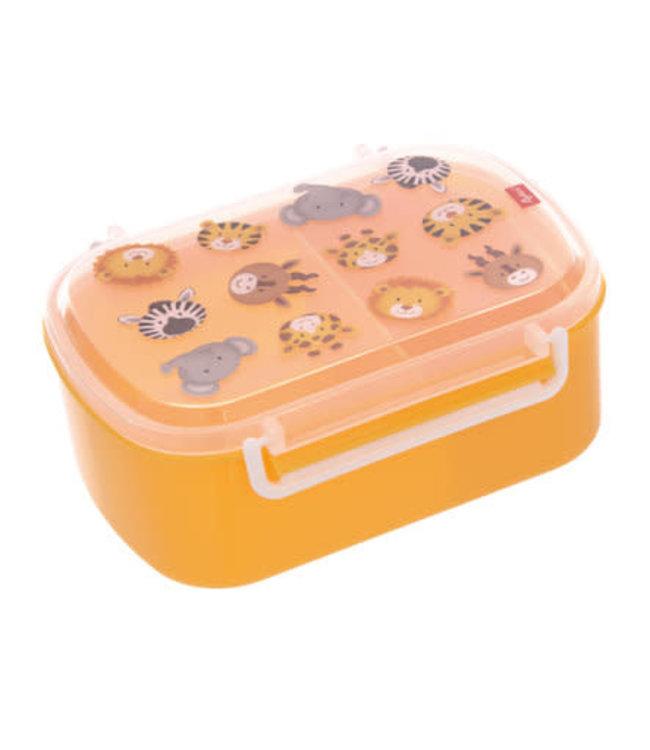 Sigikid | Lunchbox | Zoo | 17 cm