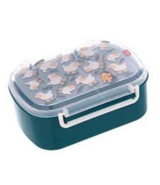 Sigikid Sigikid Lunchbox Sheeps 17 cm