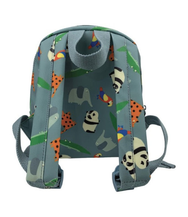 Petit Jour Backpack Zoo Small