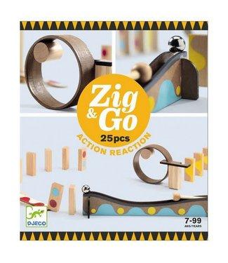 Djeco Djeco | Zig & Go | 25 delig | 7-99 jaar