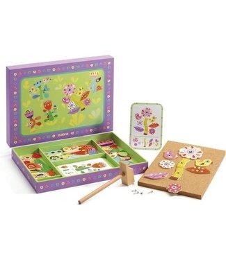 Djeco Djeco Hamertje Tik Jardin Tap Tap 3+
