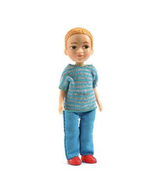 Djeco Djeco Doll House Victor 3+