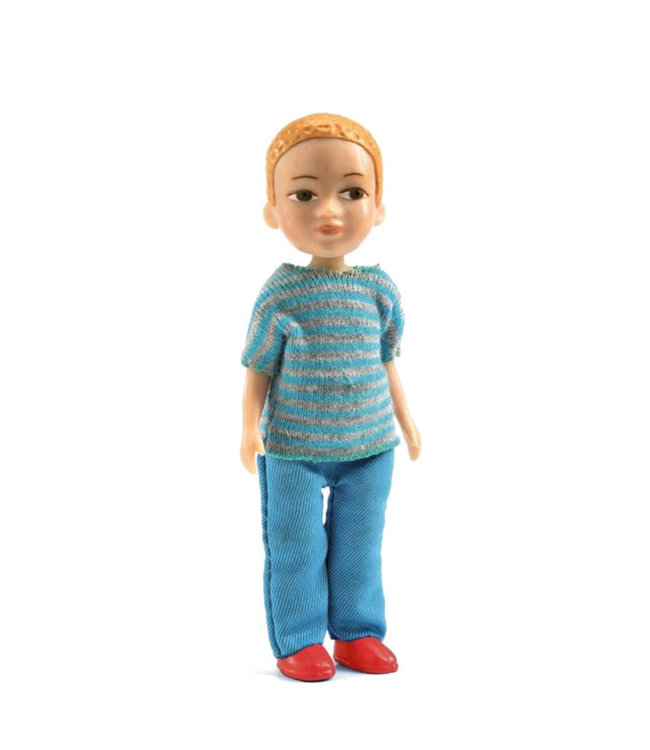 Djeco Doll House Victor 3+