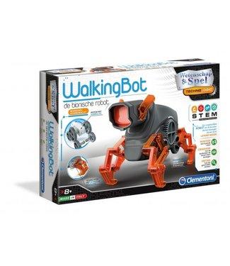 Clementoni Clementoni Technologic Walking Bot 8+