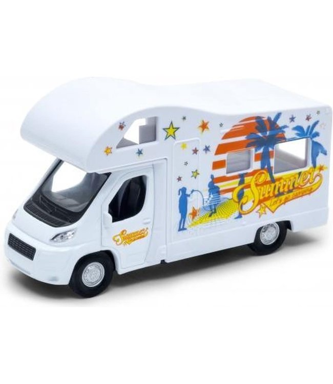 Welly Camper Van 12 cm  3+