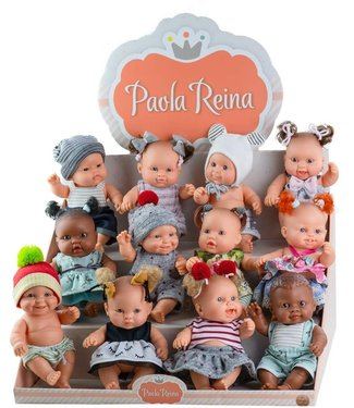 Paola Reina Paola Reina Pop Puppegie 22 cm  3+