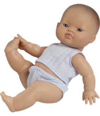 Paola Reina Paola Reina Babypop Gordi Jongen met Ondergoed 34 cm  1+