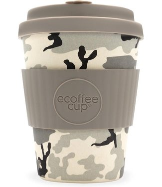 Ecoffee Cup with No-Drip Lid 12oz / 340ml Cacciatore