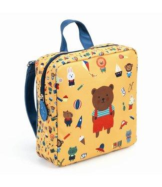 Djeco Djeco | Schooltas | Beren