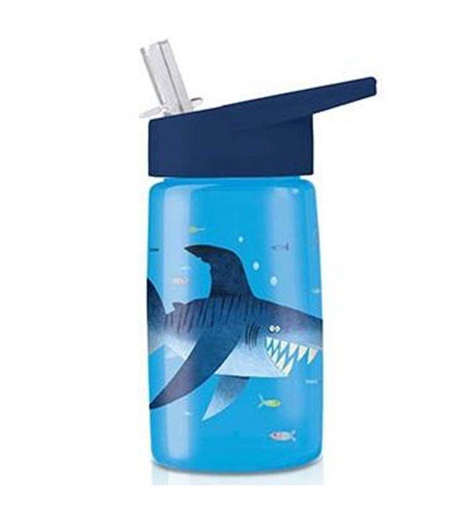 Crocodile Creek | Tritan Drinking Bottle | Shark