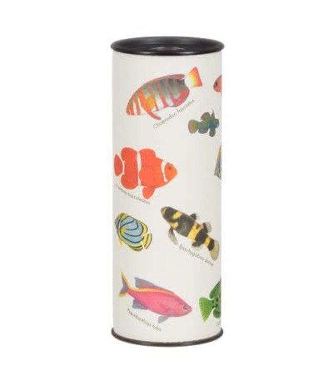 Caleidoscoop 12 cm met Vissenwikkel  4+