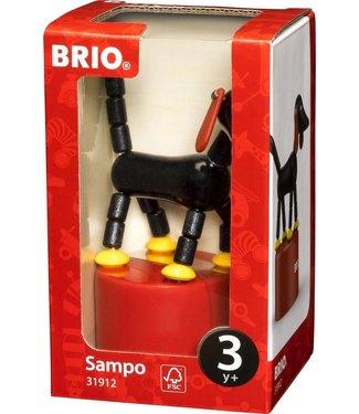 Brio Brio Sampo Drukfiguur Tekkel  3+