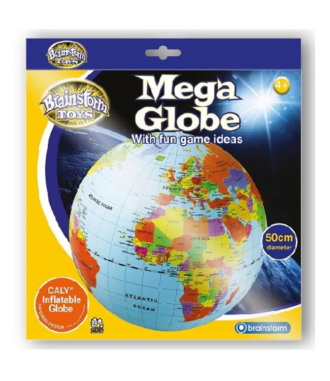 Brainstorm Toys Mega Globe - 50cm  4+