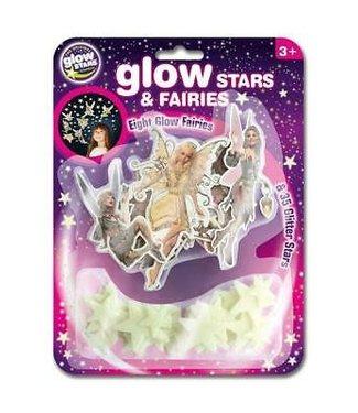 Brainstorm Toys Brainstorm Toys Glow Stars and Fairies 3+
