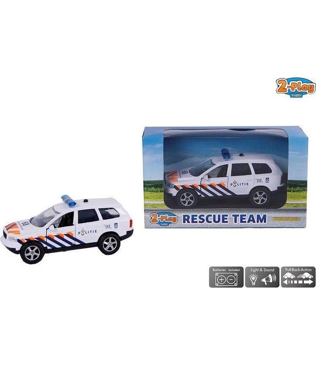 Traffic 2-Play Amsterdam Rescue Team Police