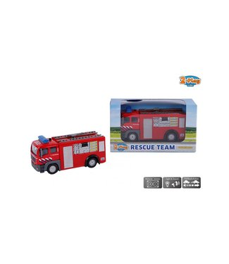 2-Play Traffic 2-Play Amsterdam Rescue Team Fire Truck