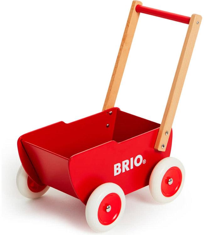 Brio Houten Poppenwagen  +18 mnd