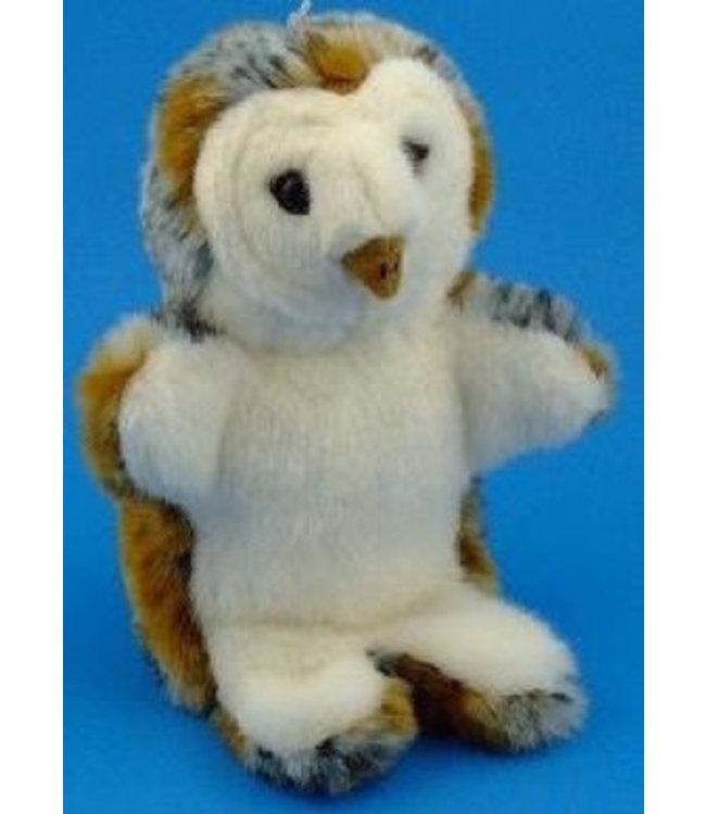 Wild Republic Handpuppet - Barn Owl 28 cm