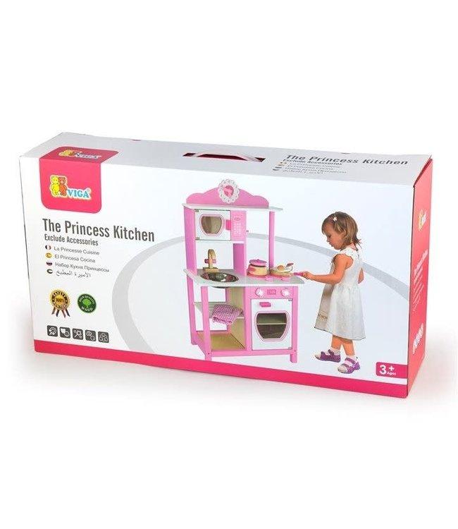Viga Toys Kinderkeuken Prinses 3+