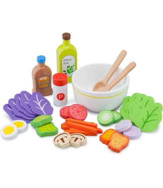 New Classic Toys New Classic Toys - Salade Set  3+