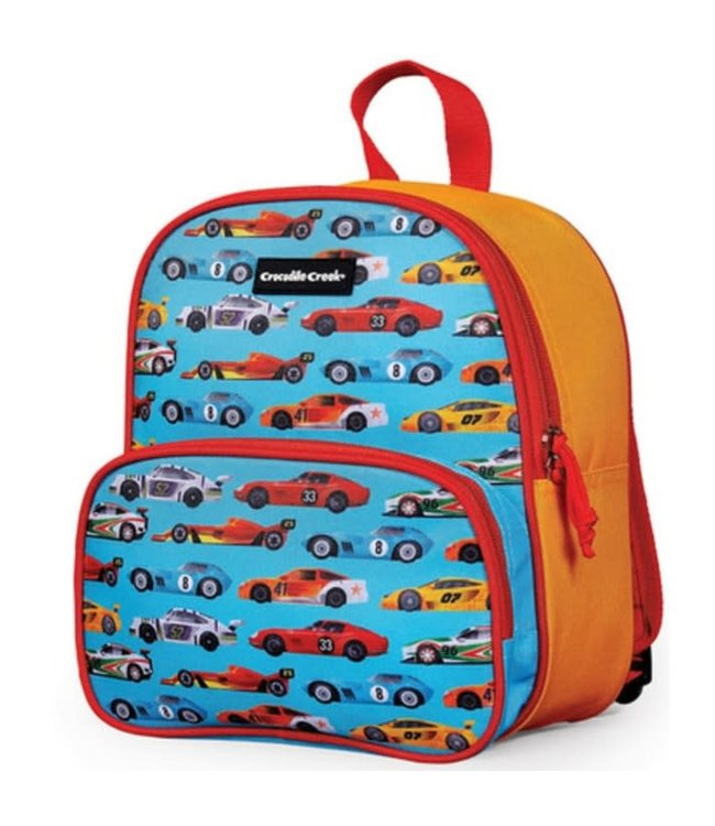 Crocodile Creek Junior Backpack Race Car