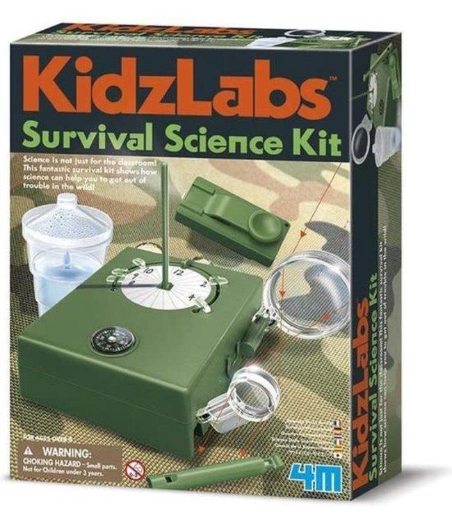 4M KidzLabs Science Overlevingswetenschap 8+