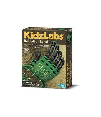 4M 4M Kidzlabs Maak Je Robot Hand 8+