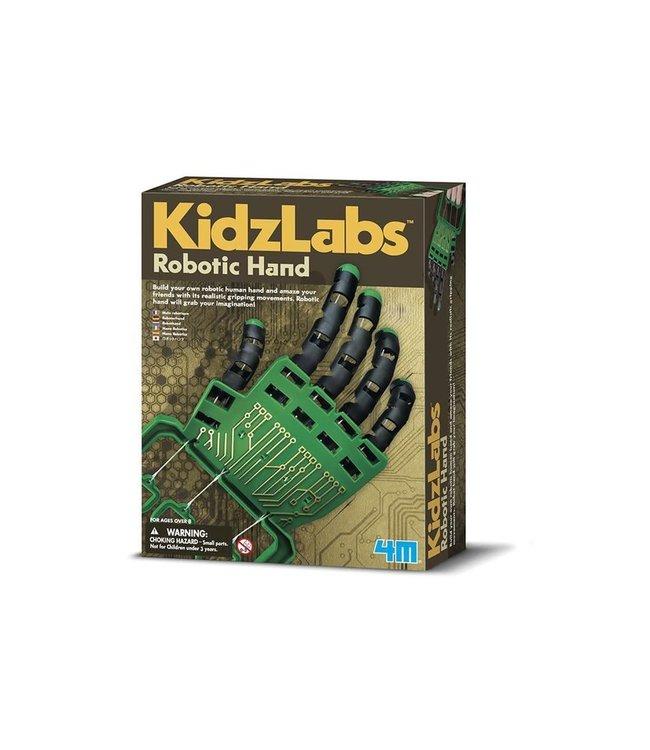 4M Kidzlabs Maak Je Robot Hand 8+