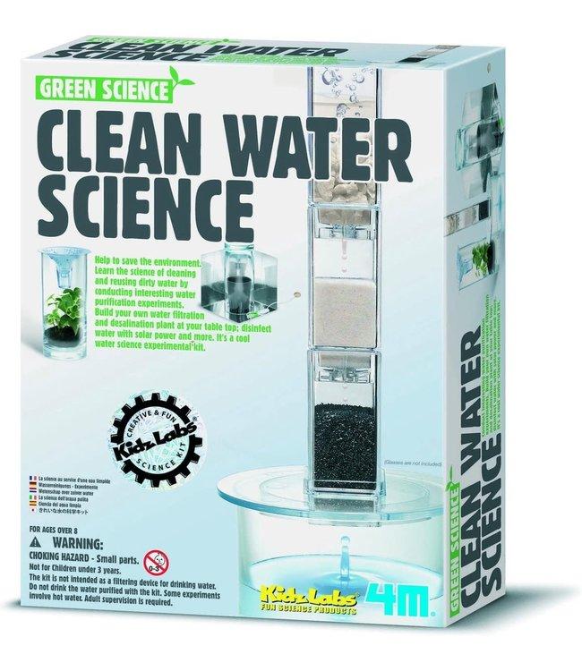 4M Kidzlabs Green Science Waterfilter 8+