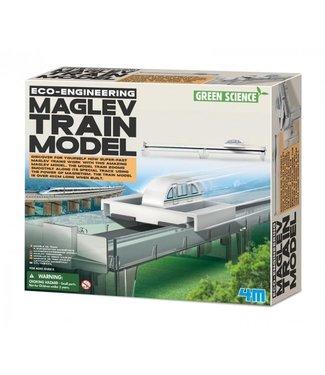4M 4MKidzlabsGreen Science Maglev Treinmodel  8+
