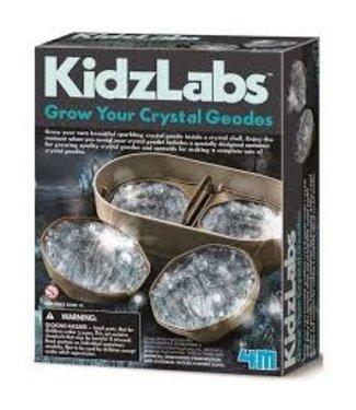 4M 4M KidzLabs Geode Kristal 14+