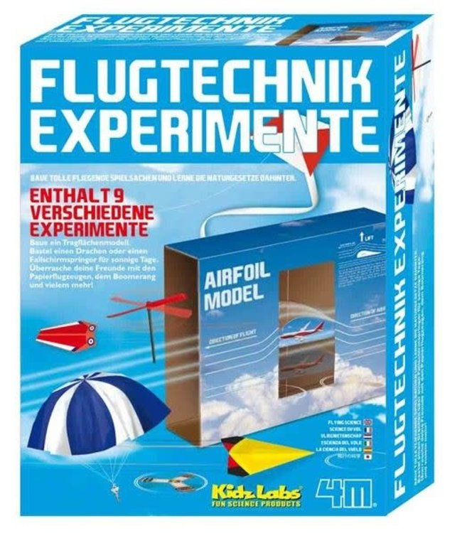 4M Kidslabs Science Flying Model 8+