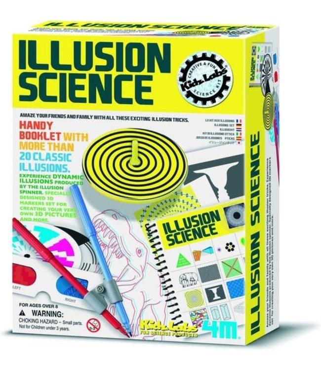 4M Illusion Science Optische Illusies  8+