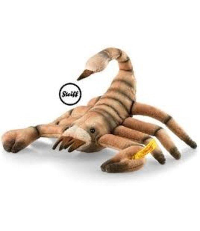 Steiff Skorpi Scorpion, Brown 18 cm