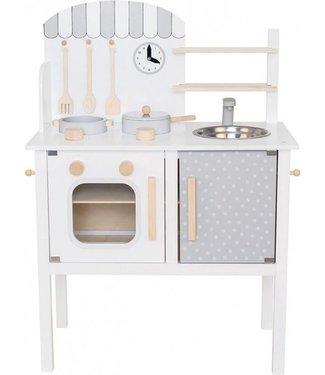 Jabadabado Jabadabado Houten keuken met Accessoires 3+