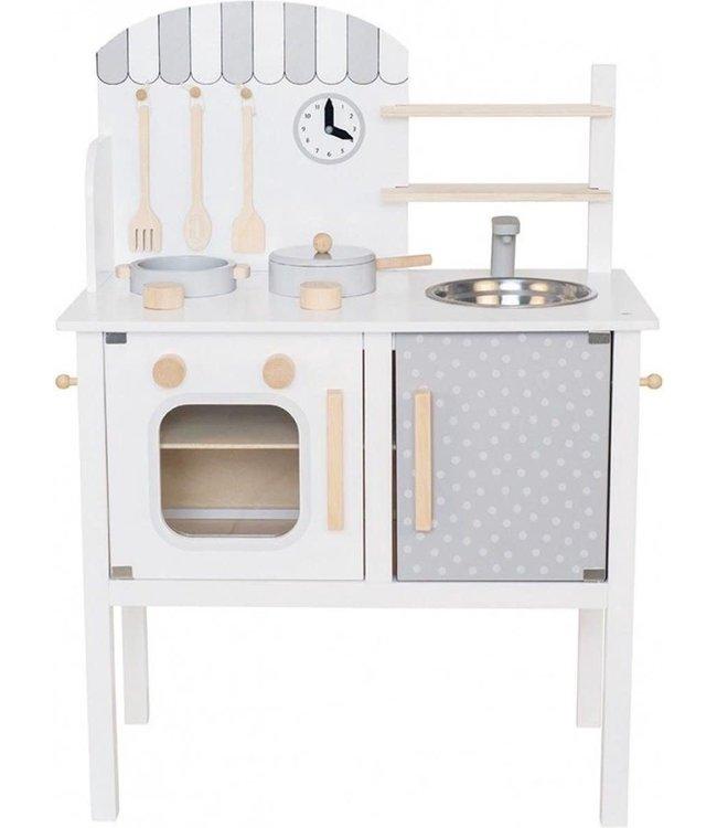 Jabadabado Houten keuken met Accessoires 3+