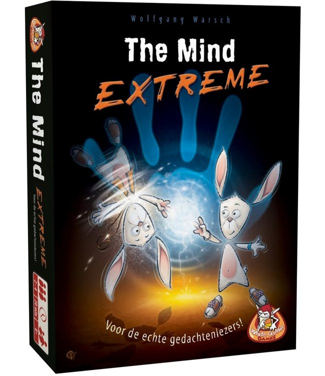 White Goblin Games The Mind Extreme 8+