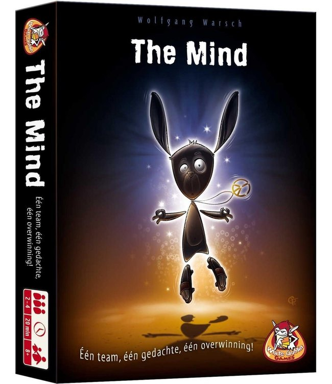 White Goblin Games   The Mind   8+